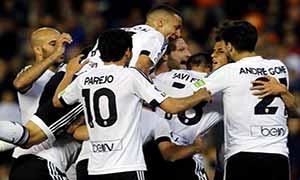 Valencia 4-0 Eibar