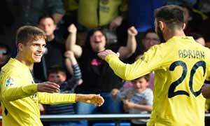 Villarreal 2-0 Getafe