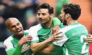 Werder Bremen 3-2 Wolfsburg