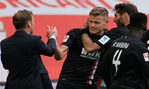 Wolfsburg 0-2 Augsburg