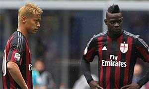 AC Milan 3-3 Frosinone