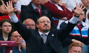 Aston Villa 0-0 Newcastle United