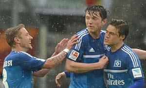 Augsburg 1-3 Hamburger SV