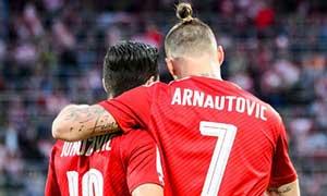 Austria 2-1 Malta