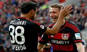 Bayer Leverkusen 3-2 Ingolstadt