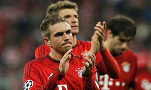 Bayern Munich 2-1 Atletico Madrid