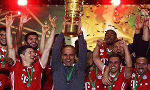 Bayern Munich 0-0 (Pen 5-4) Borussia Dortmund
