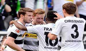 Borussia Monchengladbach 2-1 Bayer Leverkusen
