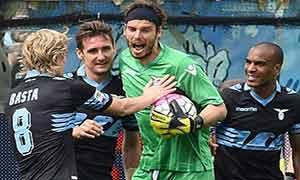 Carpi 1-3 Lazio