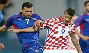 Croatia 1-0 Moldova