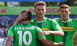 Darmstadt 0-2 Borussia Monchengladbach