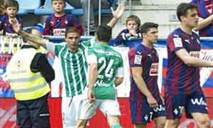 Eibar 1-1 Real Betis