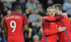 England 2-1 Australia