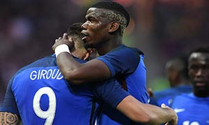 France 3-2 Cameroon
