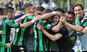 Frosinone 0-1 Sassuolo