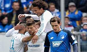 Hoffenheim 1-4 Schalke