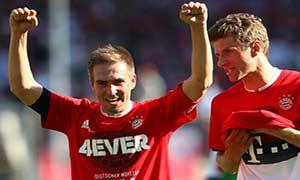 Ingolstadt 1-2 Bayern Munich