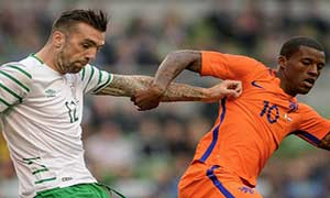 Republic of Ireland 1-1 Netherlands