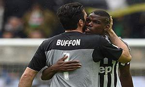 Juventus 2-0 Carpi
