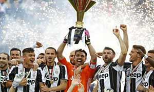 Juventus 5-0 Sampdoria