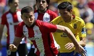 Las Palmas 0-0 Athletic Bilbao