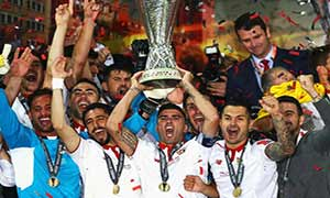 Liverpool 1-3 Sevilla
