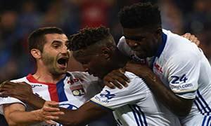 Lyon 6-1 AS Monaco