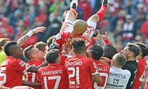 Mainz 0-0 Hertha Berlin