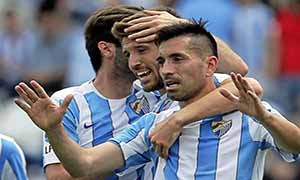 Malaga 4-1 Las Palmas