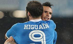 Napoli 2-1 Atalanta