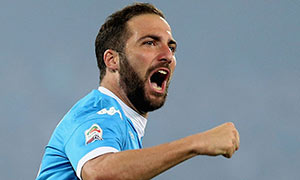 Napoli 4-0 Frosinone