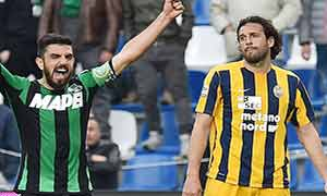Sassuolo 1-0 Hellas Verona