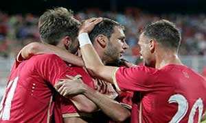 Serbia 3-1 Israel
