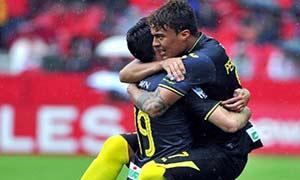 Sevilla 1-4 Granada