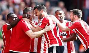 Southampton 4-1 Crystal Palace