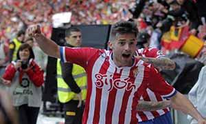 Sporting Gijon 2-0 Villarreal