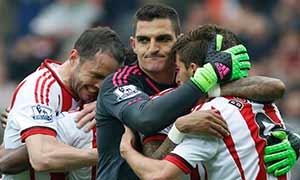 Sunderland 3-2 Chelsea