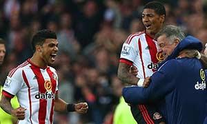 Sunderland 3-0 Everton