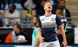 Sweden 0-0 Slovenia