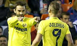 Valencia 0-2 Villarreal