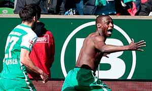 Werder Bremen 1-0 Eintracht Frankfurt
