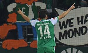 Werder Bremen 6-2 Stuttgart