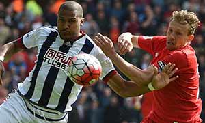 West Bromwich Albion 1-1 Liverpool