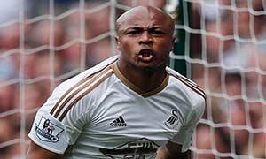 West Ham United 1-4 Swansea City