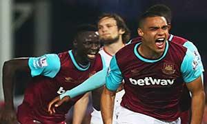 West Ham United 3-2 Manchester United