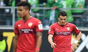 Wolfsburg 3-1 Stuttgart