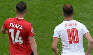 Albania 0-1 Switzerland