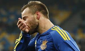 Albania 1-3 Ukraine