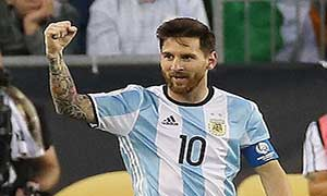 Argentina 4-1 Venezuela