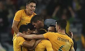 Australia 1-0 Greece